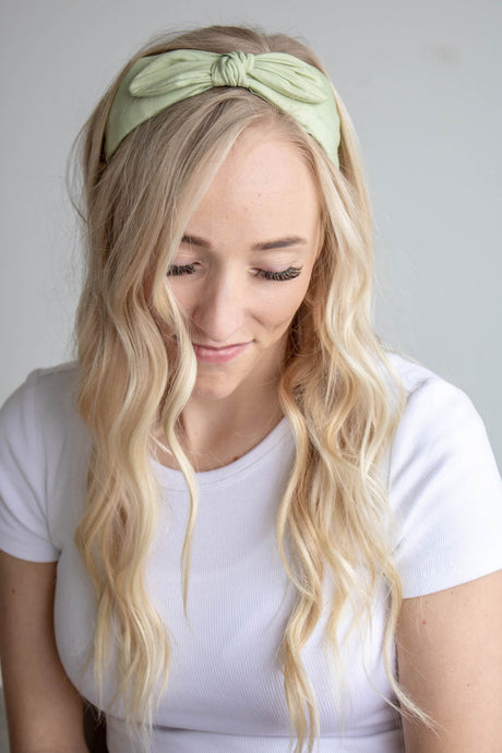 Bright Bow Headband