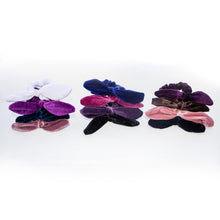 Load image into Gallery viewer, Mini Velvet Scrunchie Bows