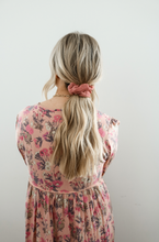 Load image into Gallery viewer, Dot Stop Me Now Scrunchie