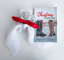 Load image into Gallery viewer, White Christmas Exclusive Scarf Set