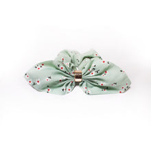 Load image into Gallery viewer, Floral Scrunchie Bows