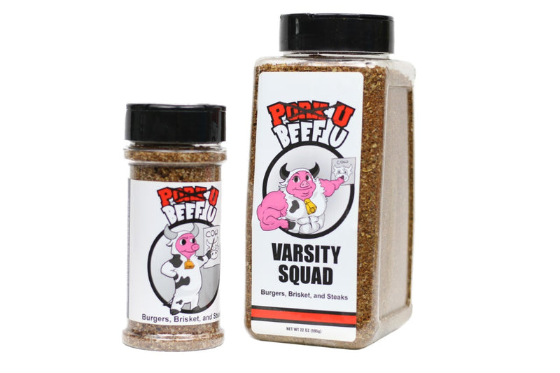 Seasonings and rubs for Beef.  Steaks, burgers, or brisket in the kitchen or on the grill!!