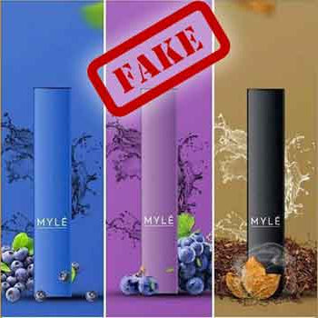 NOTICE: Counterfeit MYLE Products