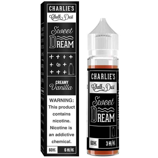 Sweet Dream - Charlie's Chalk Dust E Juice - 60mL - Vaping UAE - فيب الامارات - أبوظبي فيب