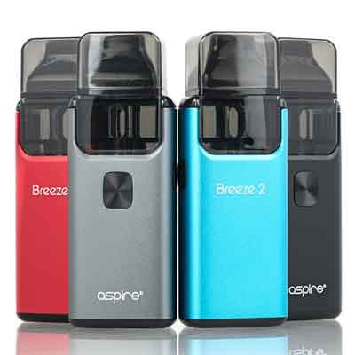 Aspire Breeze 2 AIO Pod Kit - Vaping UAE