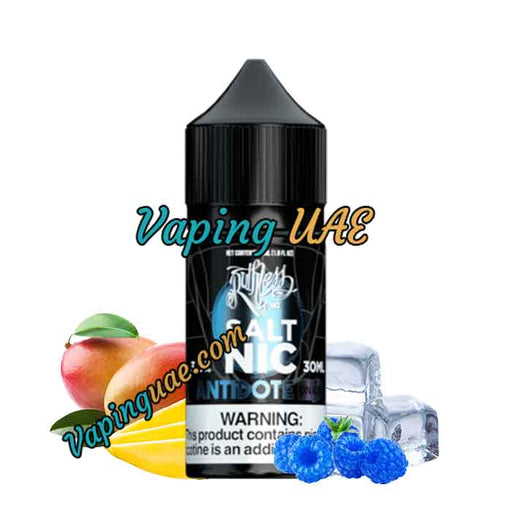 Antidote On Ice Nicotine Salt - Ruthless Vapor - 30mL