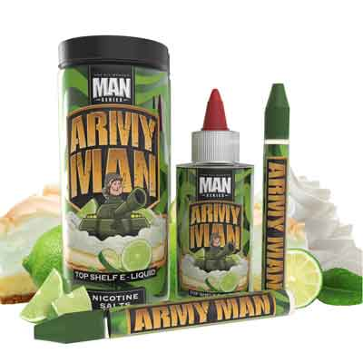 Army Man Man Eliquid By One Hit Wonder - 100ML - Vaping UAE