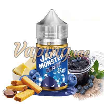 Blueberry By Jam Monster - Vaping UAE