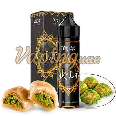 Baklava Original by VGOD E-Liquid - Vaping UAE