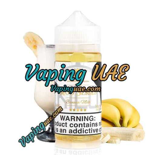 Banana Milk by  Kilo - Moo Series - 100ML - Vaping UAE
