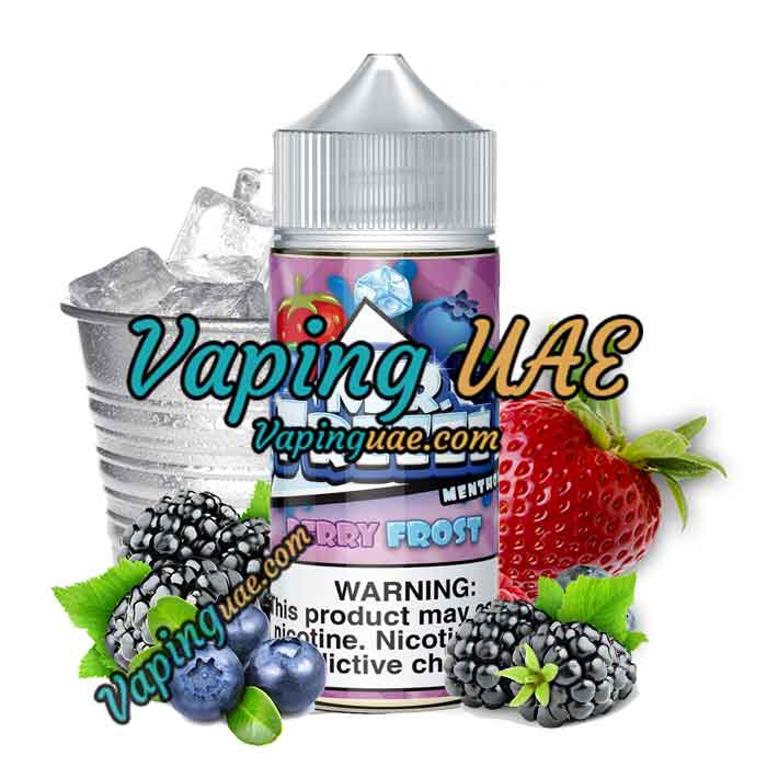 Berry Frost - Mr. Freeze E-Liquid - 100mL - Dubai Vape E Liquid - Vaping UAE