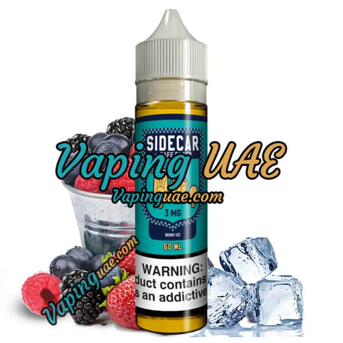 Berry Ice SideCar by Cafe Racer - Vaping UAE