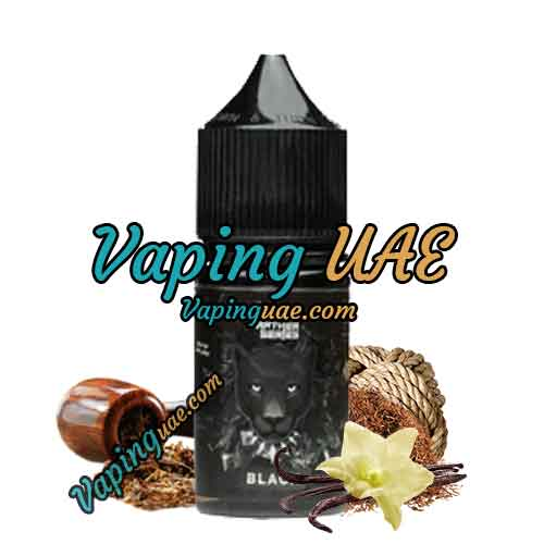 Black Panther SaltNic By Dr Vapes - Vaping UAE