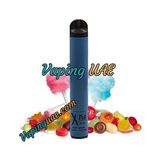 Blue Moon Candy Cotton Xtra Mini Disposable Vape Pod - 800 Puffs - Vaping UAE