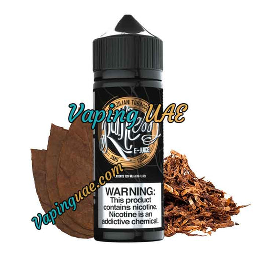 Brazilian Tobacco - Ruthless Vapors - 120mL - Vaping UAE