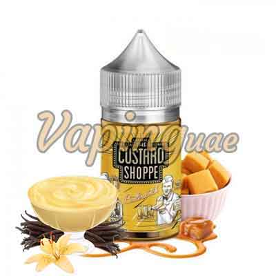 Butterscotch Custard By Jam Monster - Vaping UAE