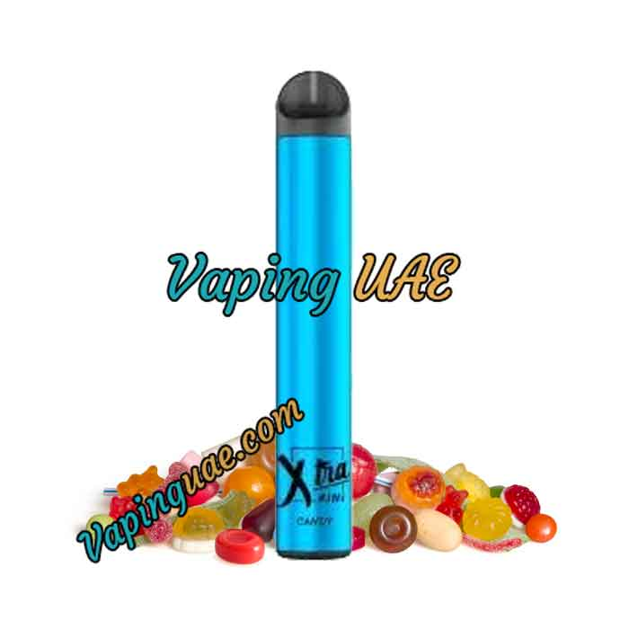 Candy Xtra Mini Disposable Vape Pod - 800 Puffs - Vaping UAE