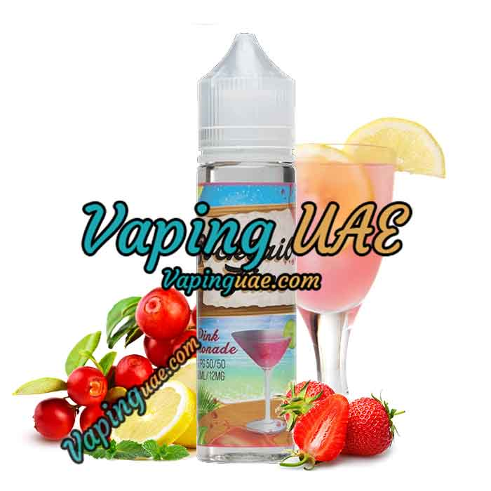 Cocktail Time Pink Lemonade - Dr. Vapes - 60mL