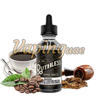 Coffee Tobacco E-Juice By Ruthless - Vaping UAE
