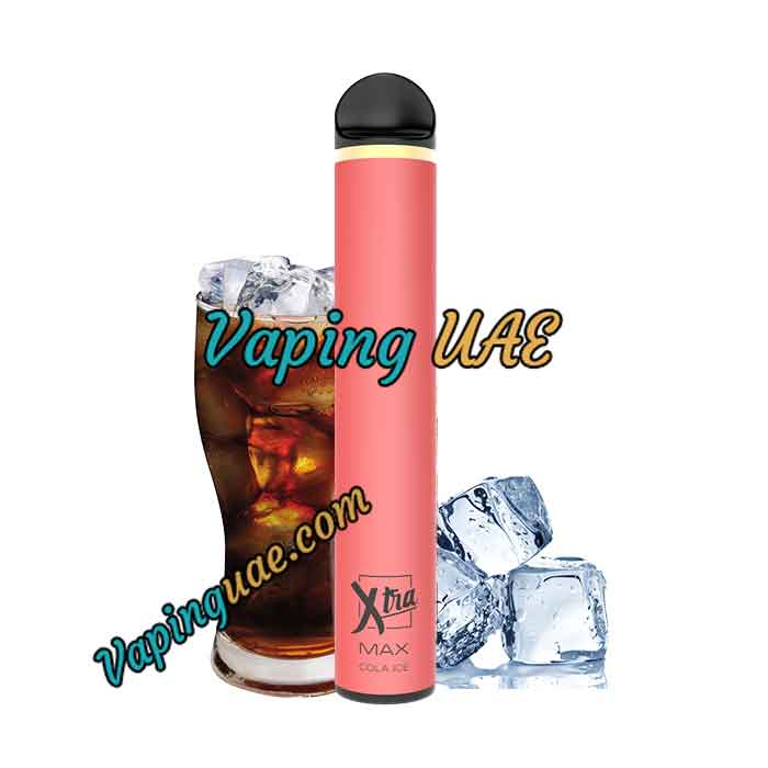 Cola Ice Xtra MAX Disposable Vape Pod - 2500 Puffs - Vaping UAE