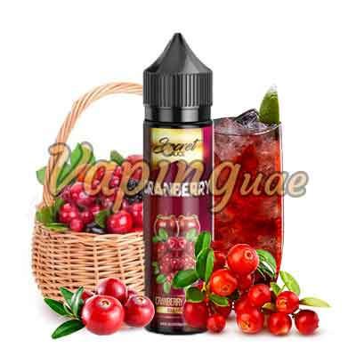 Cranberry E Liquid By Secret Sauce - Vaping UAE