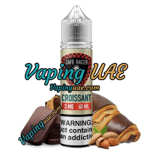 Croissant by Cafe Racer Eliquid - Vaping UAE
