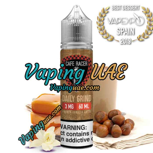 Daily Grind By Cafe Racer E-Liquid - Vaping UAE