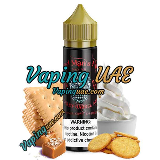 Dead Man's Hand Elixir E Liquid - No.33 - 60mL - Vaping UAE