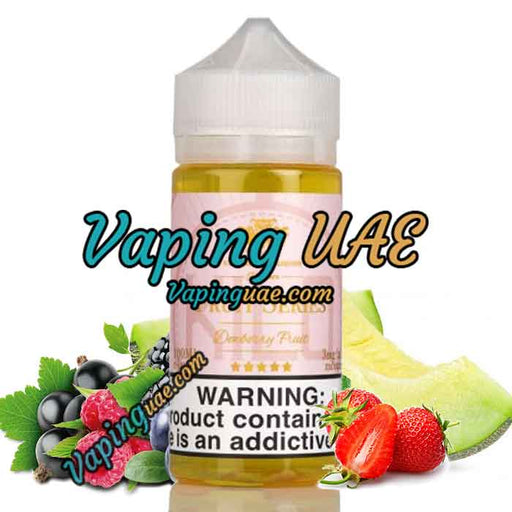 Dewberry Fruit Kilo Fruit Series 100ML - Abu Dhabi & Dubai Vapors