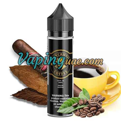 Don Cristo Coffee Eliquid By PGVG Labs