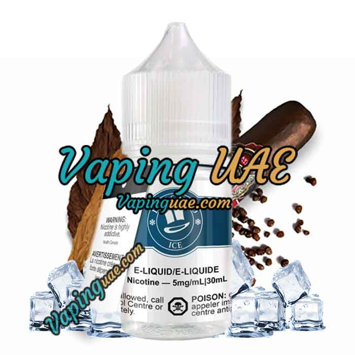 Don Cristo Ice Salt Nic - PGVG Labs - 30mL - Vaping UAE