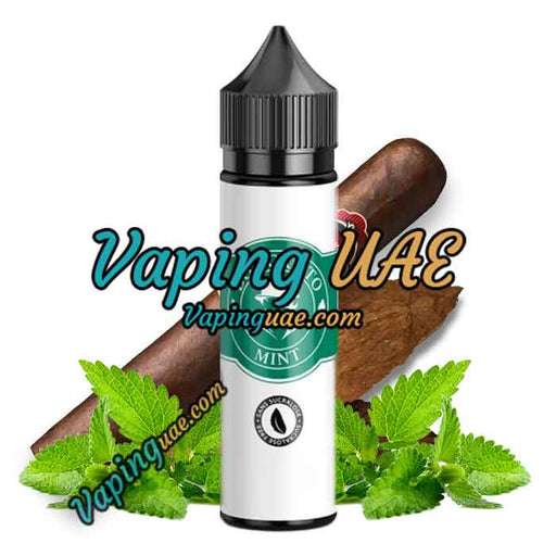 Don Cristo Mint E Liquid - PGVG Labs - 60mL - Vaping UAE