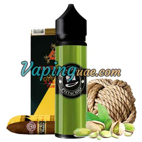 Don Cristo Pistachio Eliquid By PGVG Labs - Vaping UAE