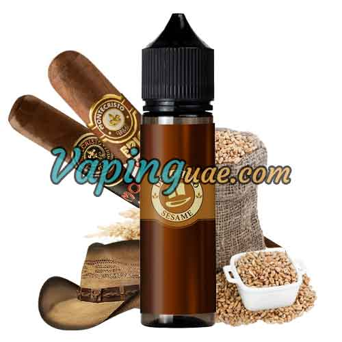 Don Cristo Sesame Eliquid By PGVG Labs - Vaping UAE