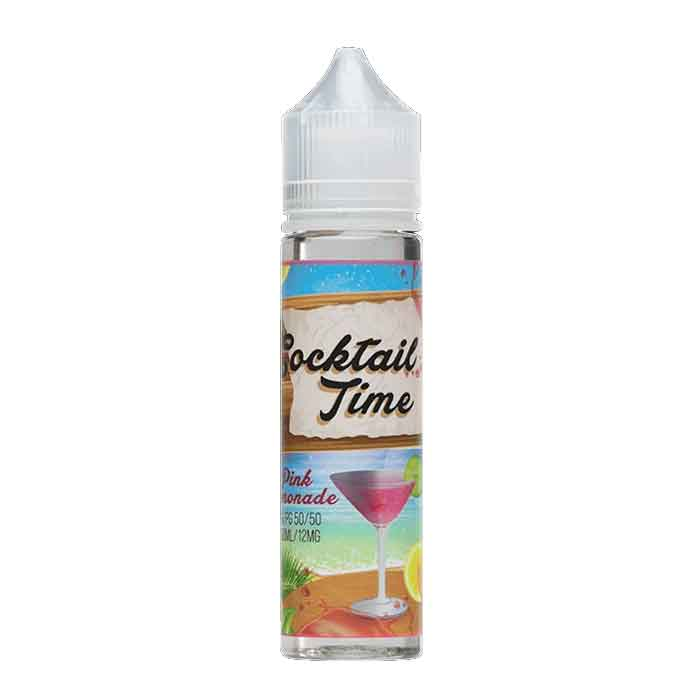 Dr. Vapes E Liquid - Cocktail Time Pink Lemonade - Vaping UAE Vapors