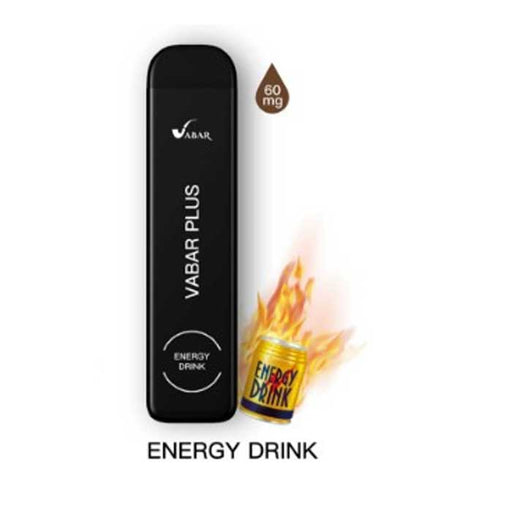 Energy Drink Vabar Plus Disposable Vape Device - 800 Puff - Vaping UAE