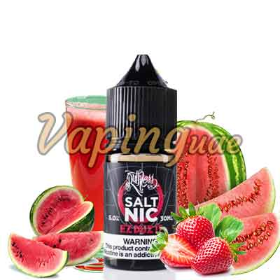 Ez Duz It E-Juice Nicotine Salt By Ruthless - Vaping UAE