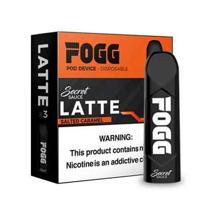 FOGG Vape Disposable Pod Device - Vaping UAE