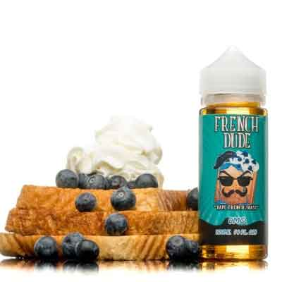 French Dude by Vape Breakfast Classics - 120ML - Vaping UAE