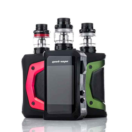 Geek Vape Aegis X 200W Starter Kit - Vaping UAE
