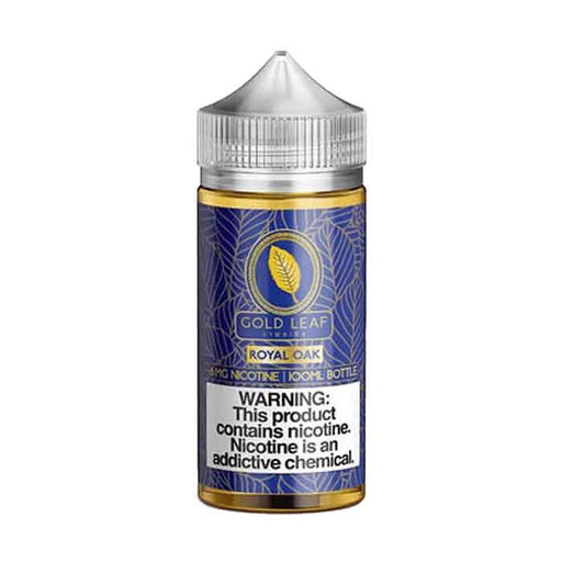 Royal Oak - Gold Leaf E Liquid - 100mL - Dubai Vapors - Vaping UAE