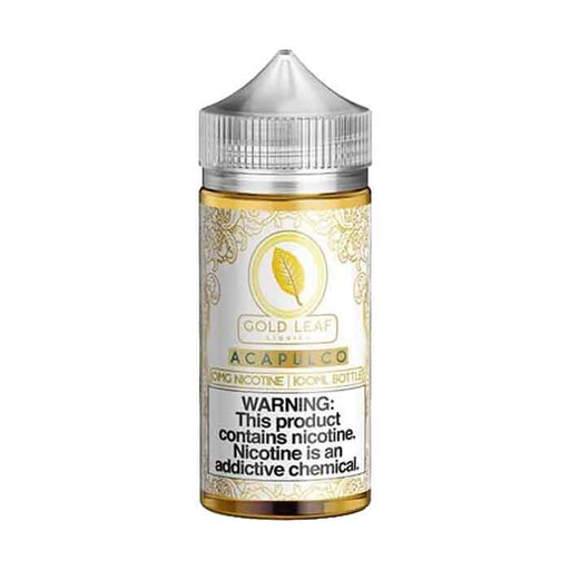 Acapulco - Gold Leaf E Liquid - 100mL - Vape Shop in Abu Dhabi - Vaping UAE