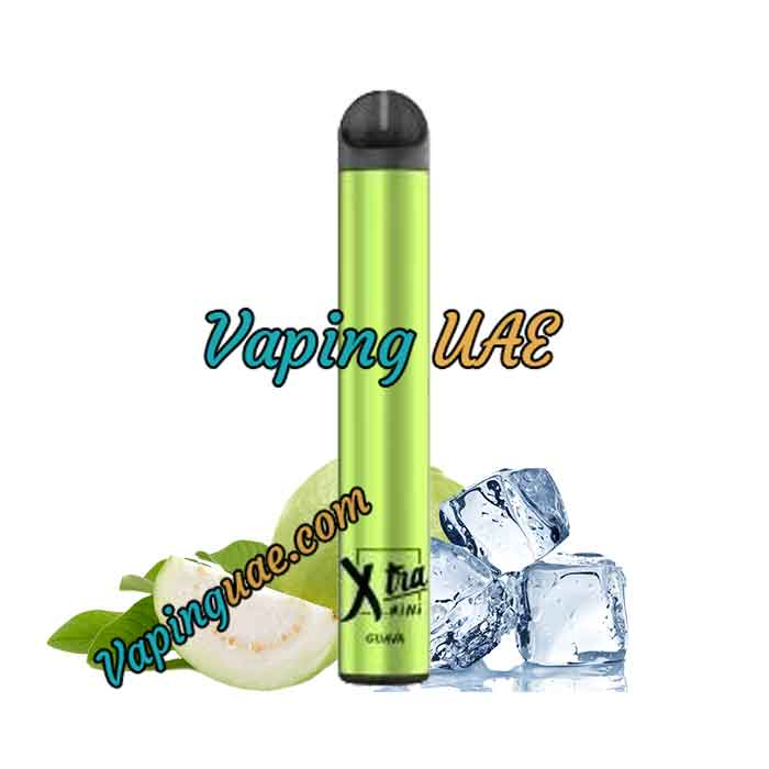 Guava Ice Xtra Mini Disposable Vape Pod - 800 Puffs - Vaping UAE