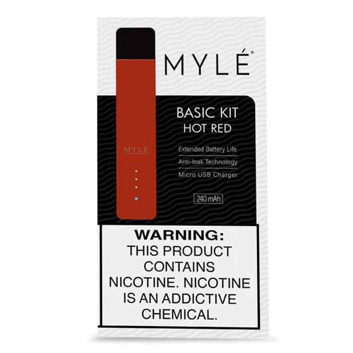 Myle Vape Device Basic Kit V4 - Vaping UAE - Dubai & Abu Dhabi