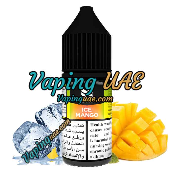 Ice Mango - N One Nic Salt - 30mL - Vaping UAE