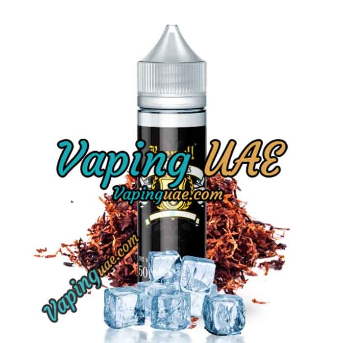 Ice Tobacco - Brewell Tobacco E Juice - 60mL - Vaping UAE
