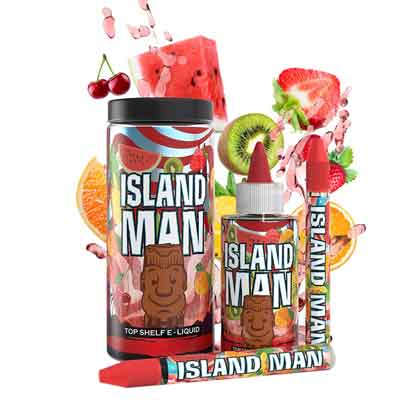Island Man Eliquid By Hit One Wonder - 100ML - Vaping UAE
