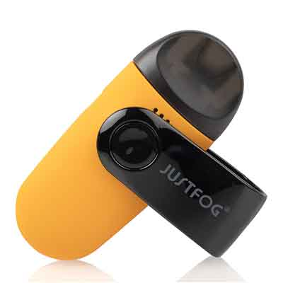 JUSTFOG C601 Ultra Portable Pod Kit - Vaping UAE