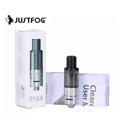JUSTFOG P16A Clearomizer 1.9ml - Vaping UAE
