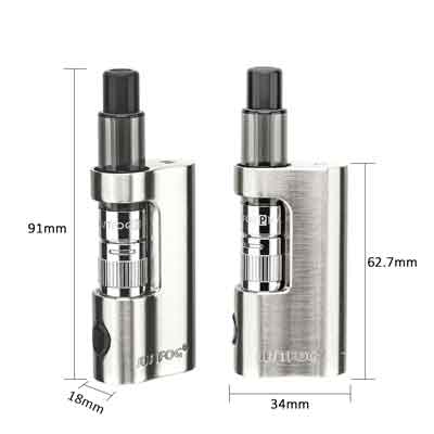 Justfog P14A Compact Kit - Vaping UAE